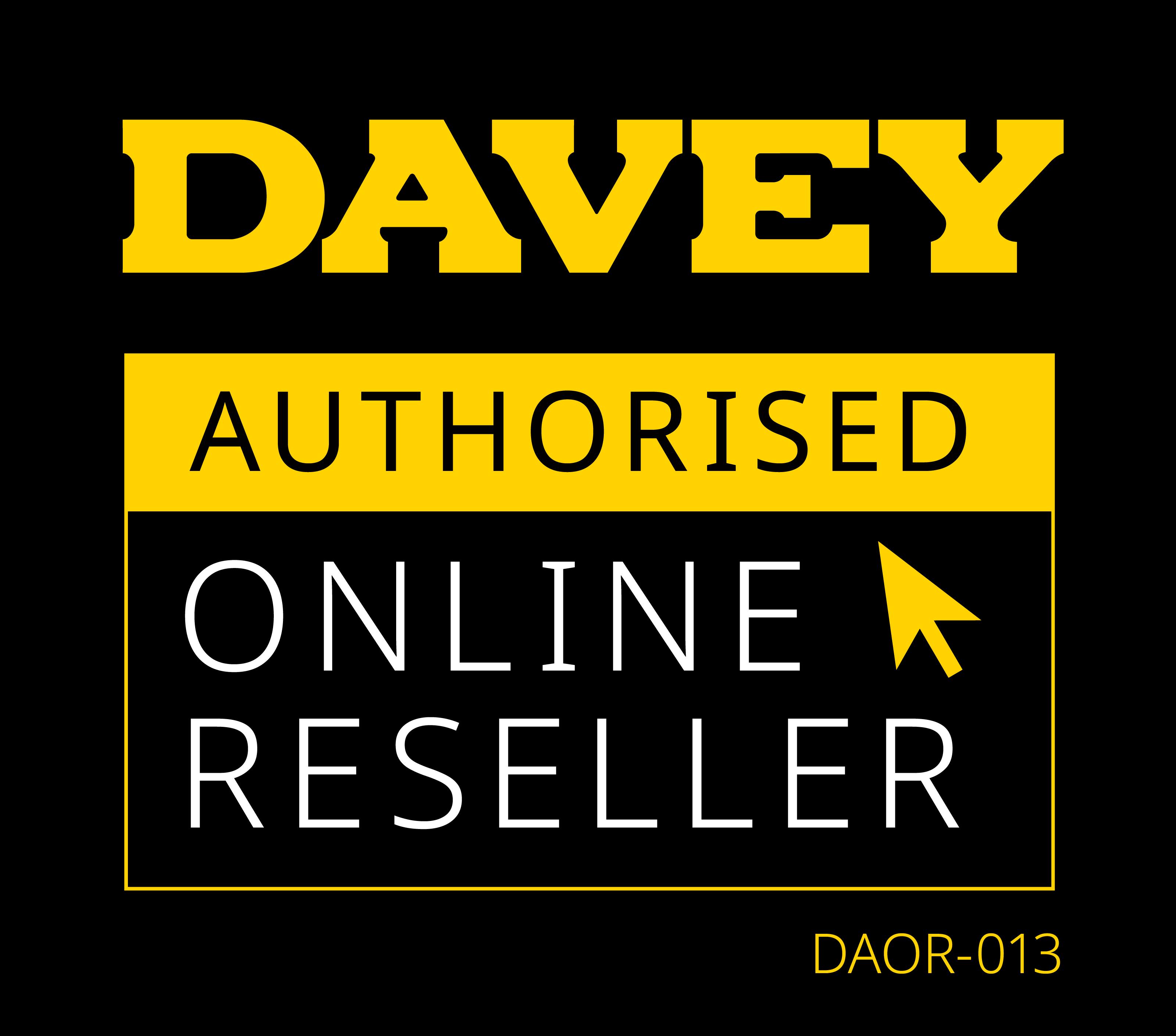 Davey Authorised Online Reseller