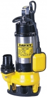 "Davey D40VA Automatic Sump Pump 0.4kW Vortex Model 240V 2"" Outlet"