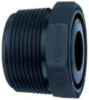 "Philmac Poly Bush BSP 1"" x 1/2"""